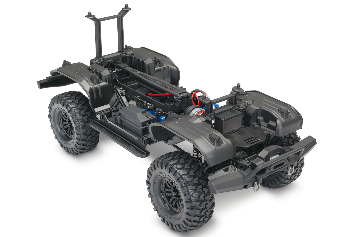 TRX-4 Assembly Kit 4WD Chassis