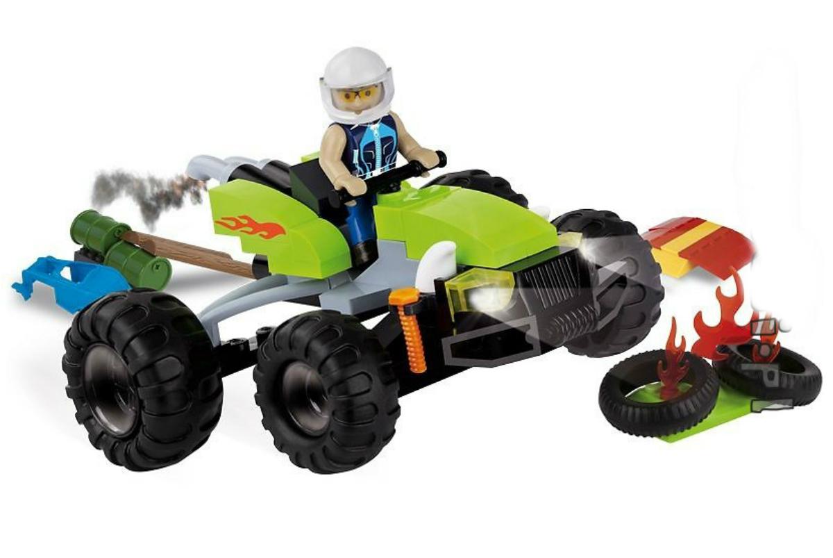 Конструктор COBI Автомобиль ATV Competition