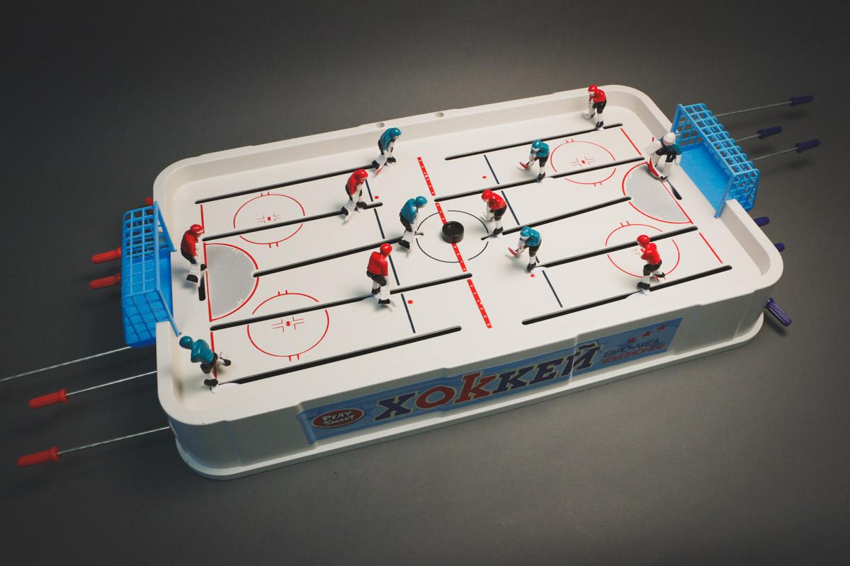 Настольная игра HC-Toys Хоккей Евро-лига чемпионов 0704