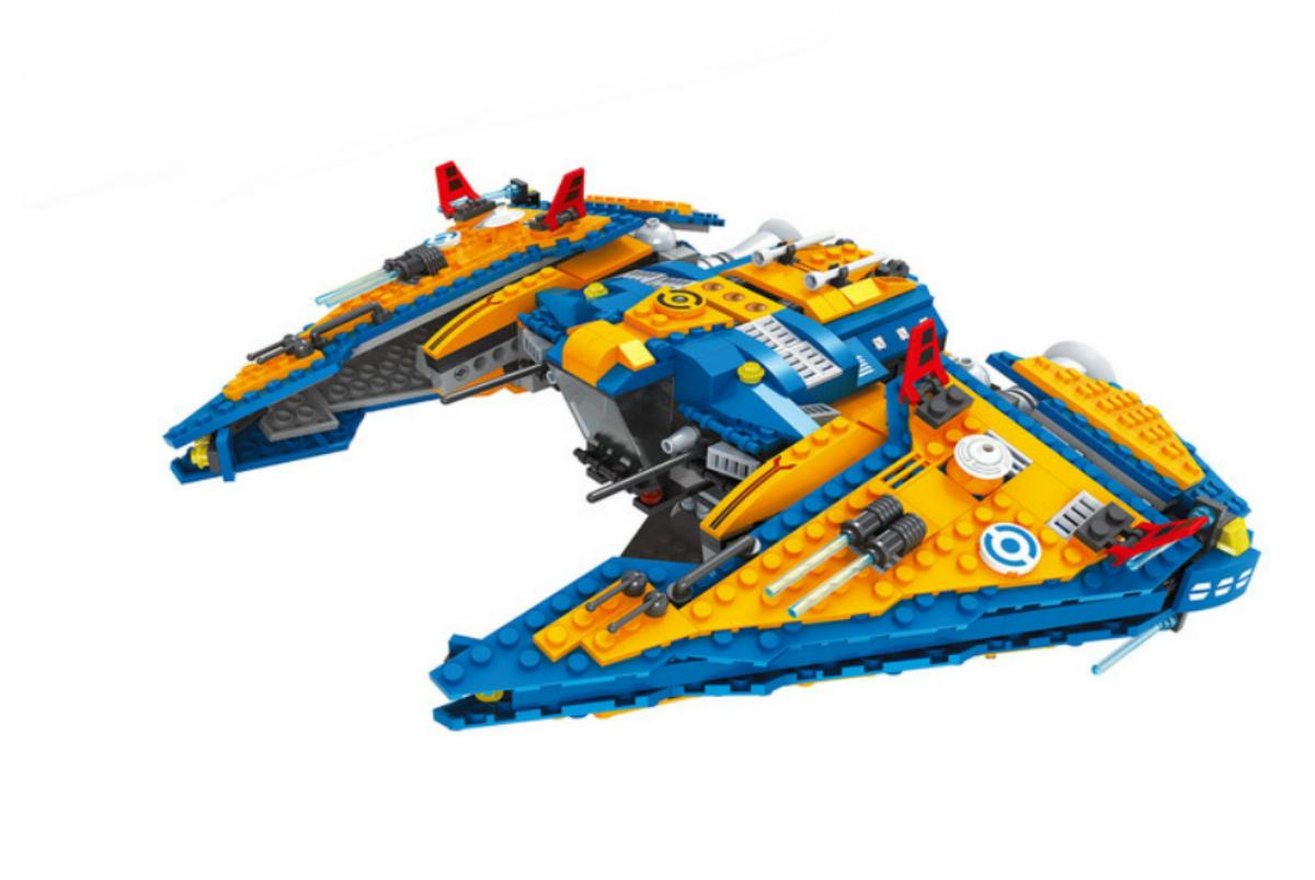 Конструктор Ausini Космический корабль