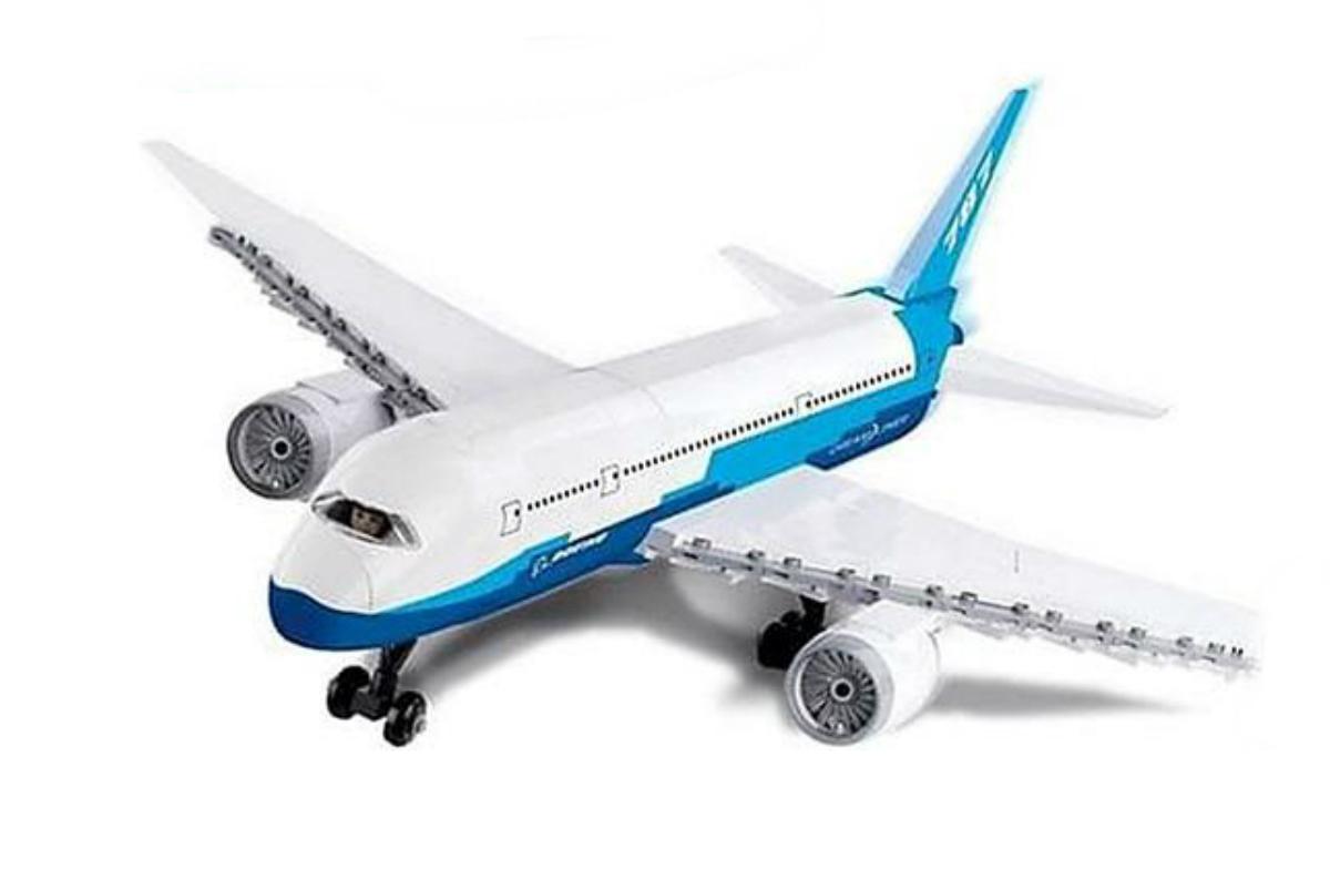 Конструктор COBI Самолет Boeing 787 Dreamliner конструктор cobi самолет boeing 787 dreamliner