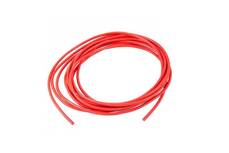 Провод Pulsar электрический 12AWG (3.31 мм2) красный