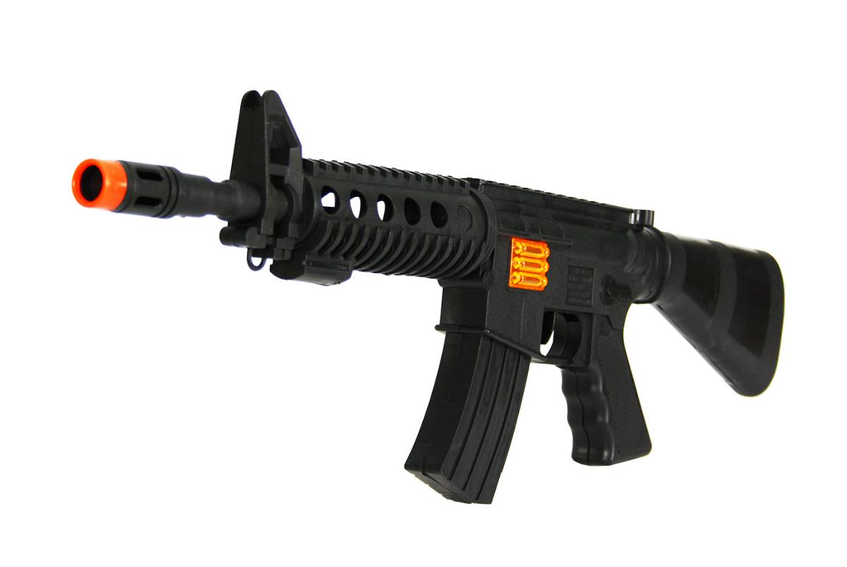 Оружие детское HC-Toys Автомат M16B (звуковые эффекты)