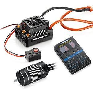 Фото - Бесколлекторная система Hobbywing Ezrun электродвигатель бесколлекторный hobbywing ezrun 3660 sl 4000 kv