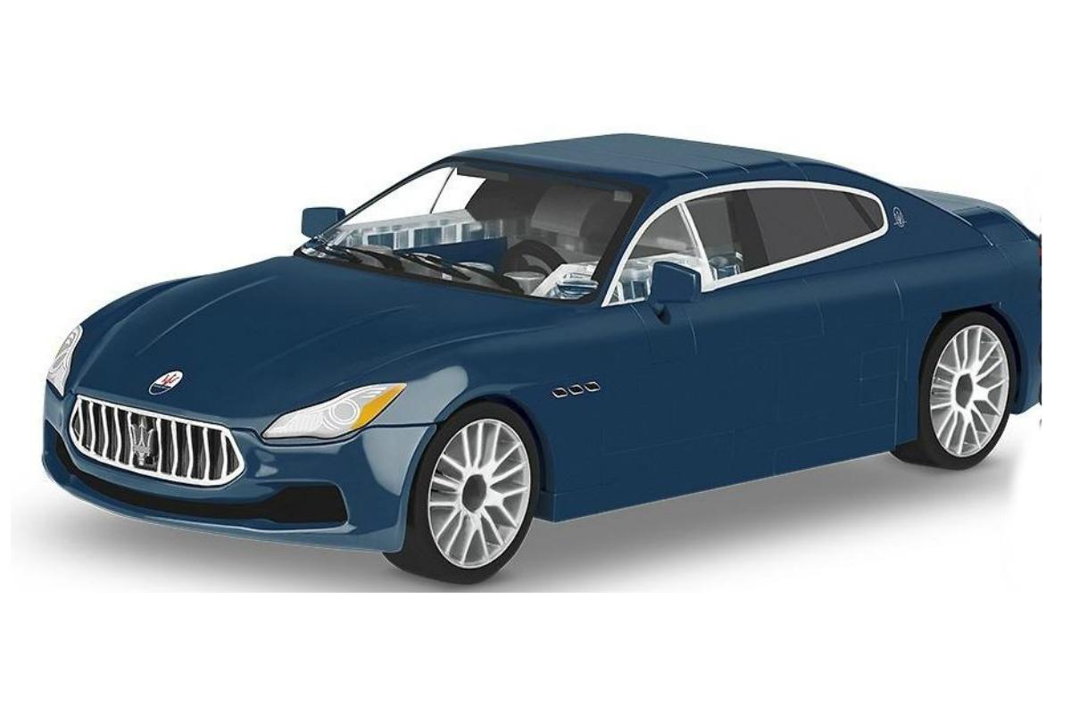 Конструктор COBI Суперкар Maserati Quattroporte