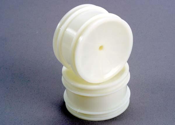 Аксессуары для радиоуправляемых моделей TRAXXAS Wheels, rear (2) аксессуары для радиоуправляемых игрушек