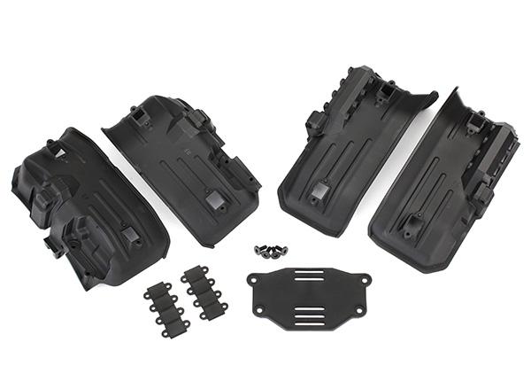 Запчасти для радиоуправляемых моделей Traxxas TRAXXAS TRX-4 Front & Rear Inner Fender Set (Ford Bronco)