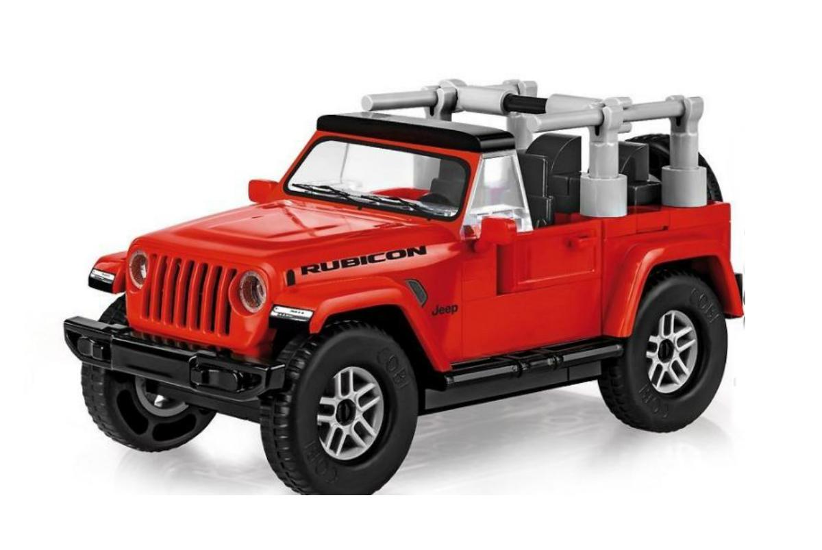 Конструктор COBI Джип Jeep Wrangler Rubicon