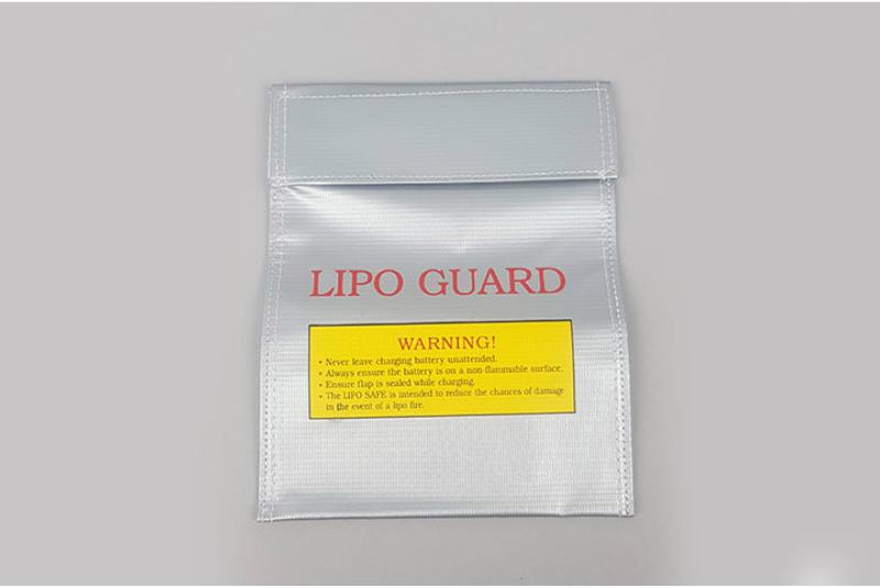 Сумка для аккумуляторов Fuse Lithium Battery Guard Safe Bag (Silver)