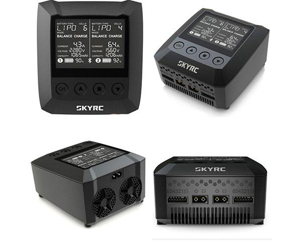 Зарядные устройства для радиоуправляемых моделей SkyRC SKY RC B6 Nano Duo AC Charger
