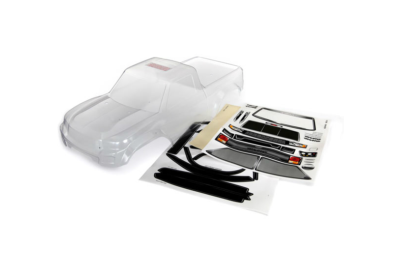 Кузов TRAXXAS TRX-4 Sport (clear, trimmed, requires painting)