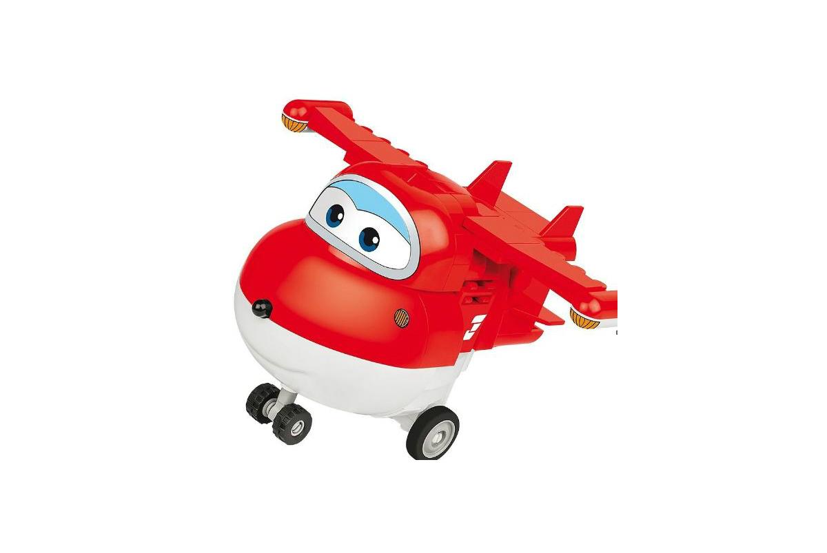 Конструктор COBI Детский самолет Jett конструктор cobi самолет boeing 787 dreamliner