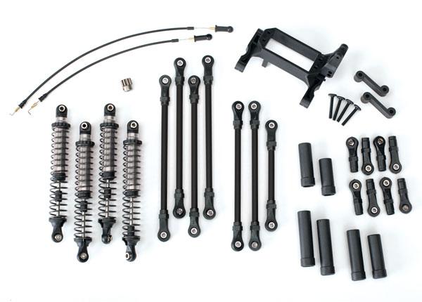 Комплект увеличения клиренса TRAXXAS Long Arm Lift Kit для TRX-4