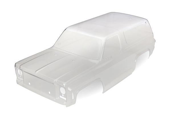 Аксессуары для радиоуправляемых моделей TRAXXAS Кузов неокрашенный для Traxxas Trx-4 Chevrolet Blazer