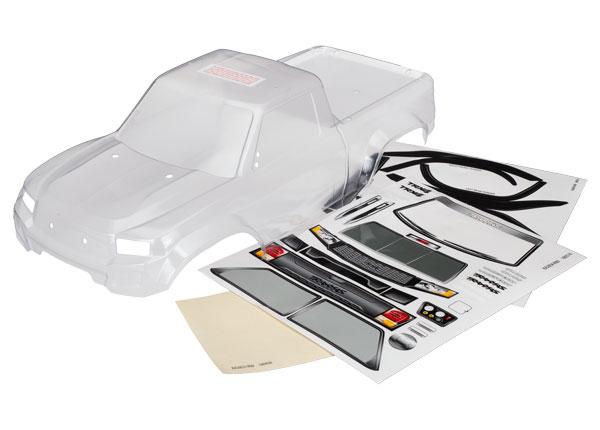 Аксессуары для радиоуправляемых моделей TRAXXAS Кузов неокрашенный для Traxxas Trx-4 Sport аксессуары для радиоуправляемых игрушек