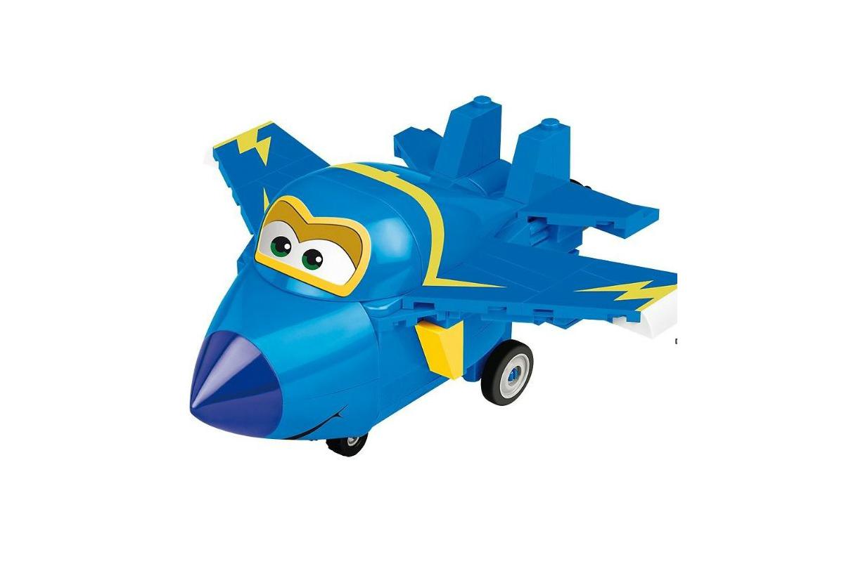 Конструктор COBI Детский самолет Jerome конструктор cobi самолет boeing 787 dreamliner