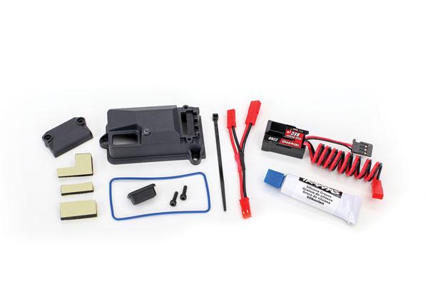 Запчасти для радиоуправляемых моделей Traxxas TRAXXAS BEC, complete (includes receiver box cover and seals)