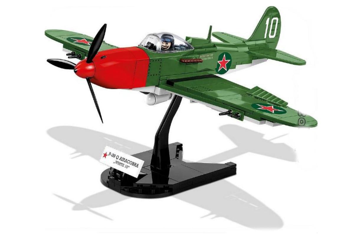 Конструктор COBI Самолет Bell P-39Q Airacobra конструктор cobi самолет boeing 787 dreamliner