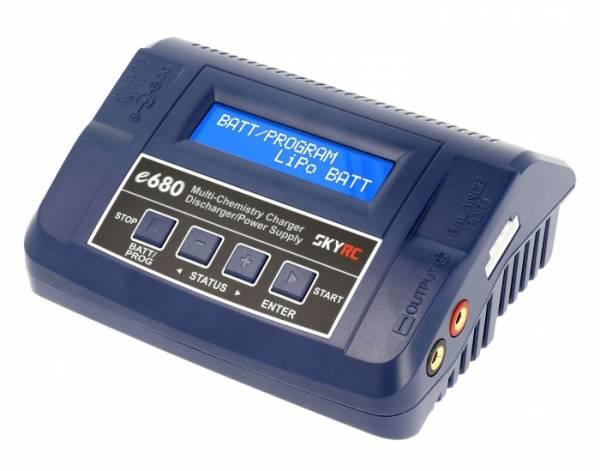 Зарядно-разрядное устройство SkyRC e680 Charger