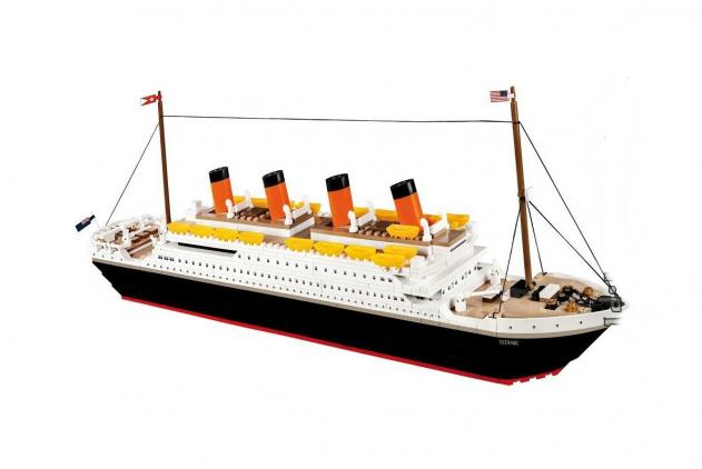 Конструктор COBI Корабль Титаник (R.M.S. Titanic)
