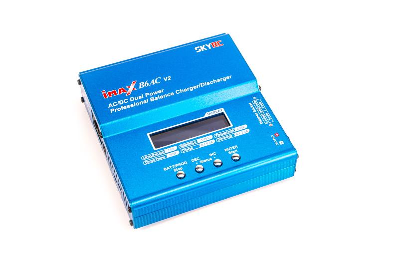 Зарядно-разрядное устройство SkyRC iMax B6AC V2