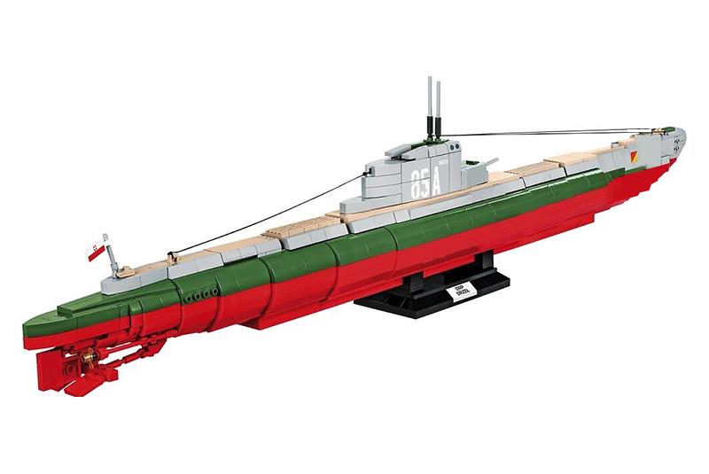 Конструктор COBI ORP ORZEŁ Подводная лодка
