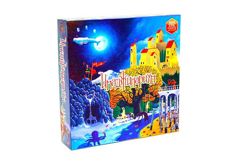 Настольная игра HC-Toys Имаджинариум. Популярная игра на ассоциации.