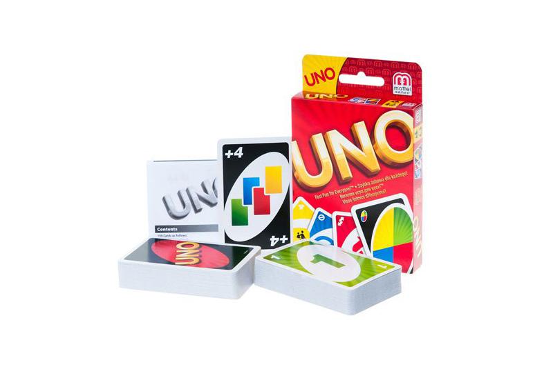 Фото - Настольная игра HC-Toys UNO настольная игра уно дисплей uno