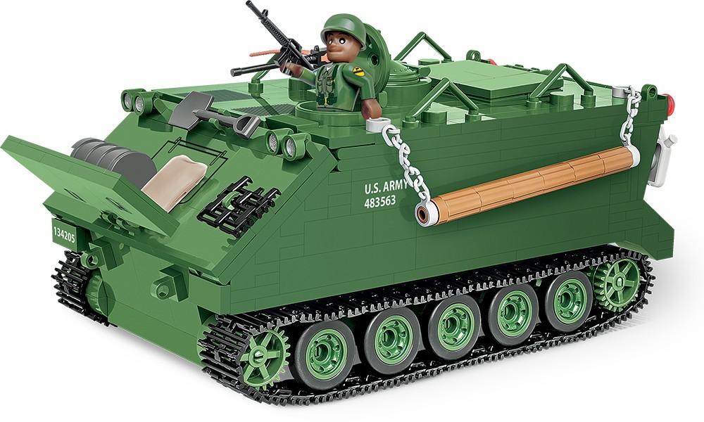 Конструктор COBI Бронетранспортер M113
