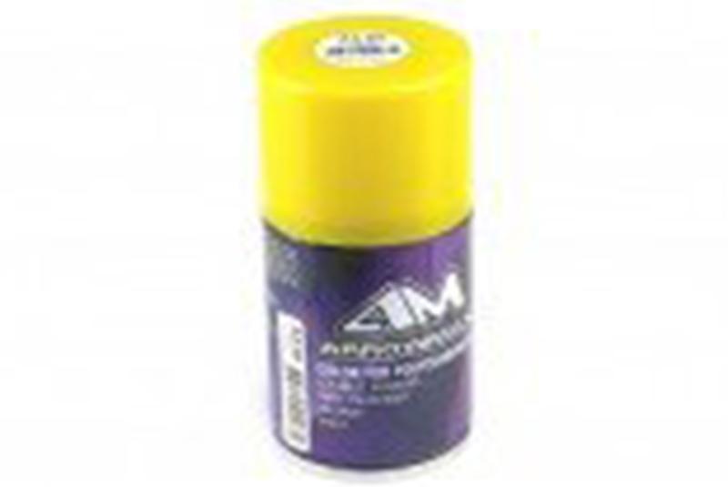 Краска по лексану ARROWMAX желтая AS06 (100мл)