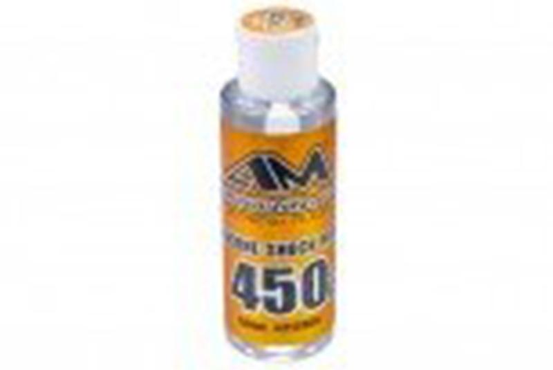 Силиконовое масло ARROWMAX для амортизаторов 59мл 450