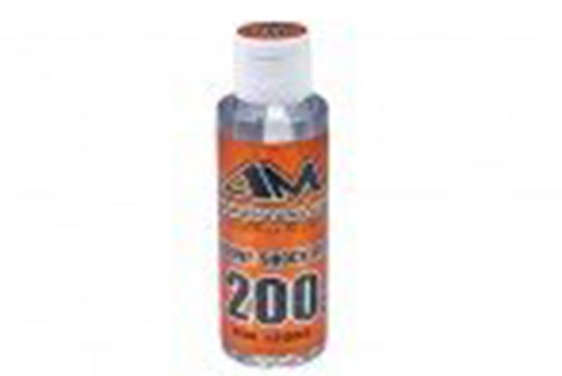 Силиконовое масло ARROWMAX для амортизаторов 59мл 200