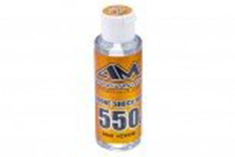 Силиконовое масло ARROWMAX для амортизаторов 59мл 550