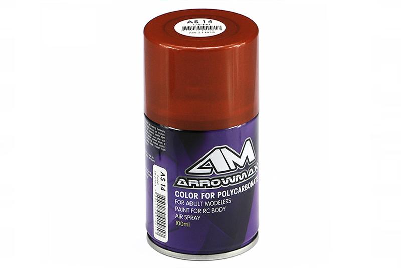 Краска по лексану ARROWMAX медная AS14 (100мл)