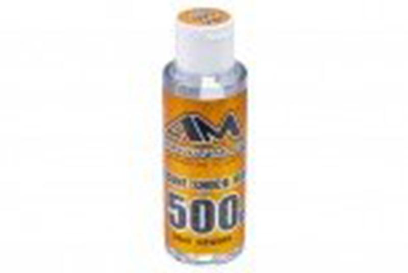 Силиконовое масло ARROWMAX для амортизаторов 59мл 500
