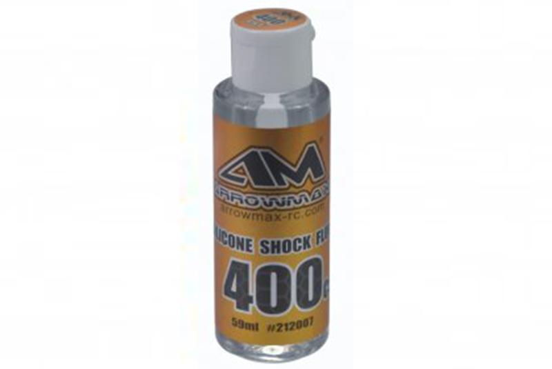 Силиконовое масло ARROWMAX для амортизаторов 59мл 400
