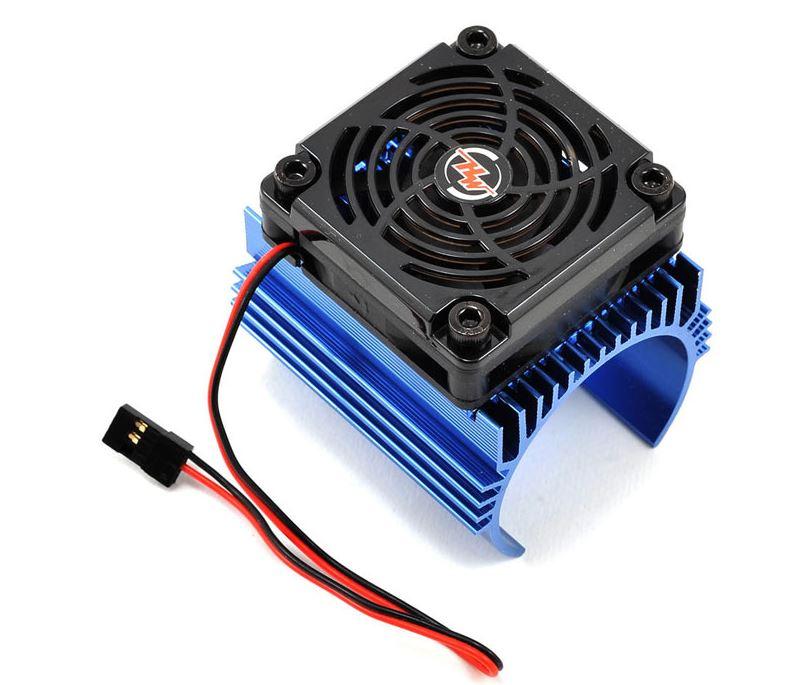 Активная система охлаждения Hobbywing FAN-5010+4465 HEAT SINK