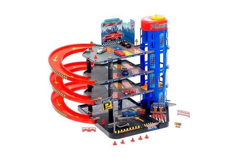 Игровой набор HC-Toys Парковка