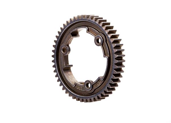 Запчасти для радиоуправляемых моделей Traxxas TRAXXAS Spur gear, 50-tooth, steel (wide-face, 1.0 metric pitch)