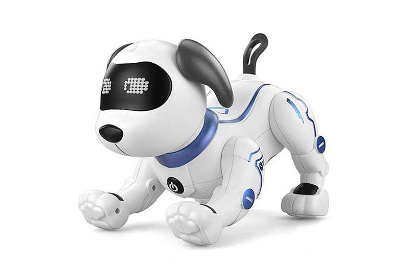 Интерактивная игрушка HC-Toys Робот-Собачка на аккумуляторе