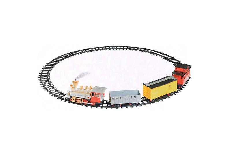 Игровой набор HC-Toys Железная дорога 420 см