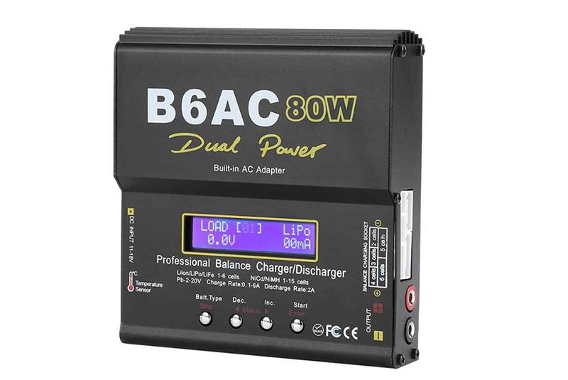 Зарядно-разрядное устройство IMAXRC универсальное B6AC 80W