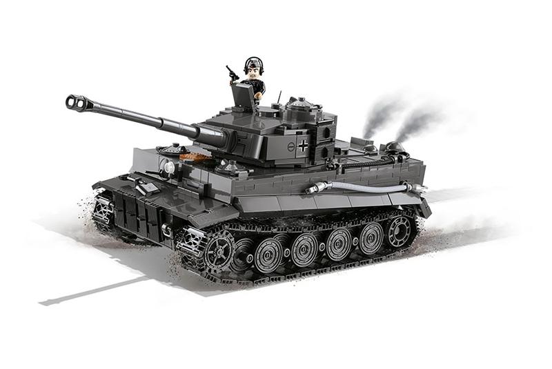 dragon 6581 1 35 stug iii ausf g 1943 production tank Конструктор танк COBI PZKPFW VI TIGER AUSF. E