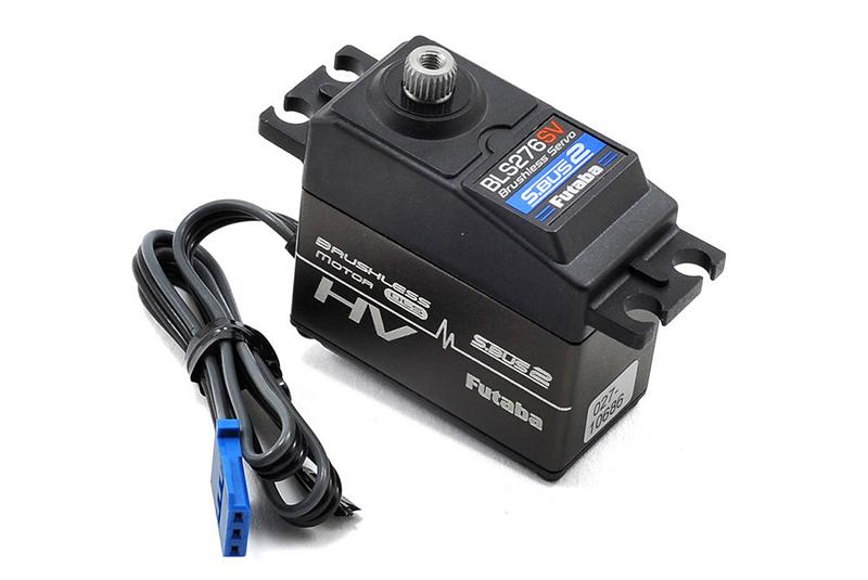 Аппаратура и электроника для радиоуправляемых моделей Futaba SERVO BLS276SV