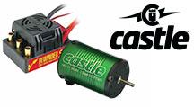 Крупнейшая летняя поставка высококачественной электроники Castle Creations!