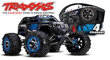 Большая поставка от TRAXXAS! В наличии новые версии самых популярных моделей!