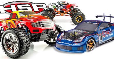 Поступление моделей HSP: все классы, популярные масштабы, различные кузова!