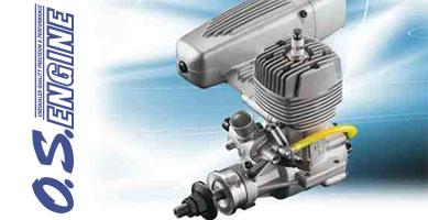 O.S. Engines: поставка калильных и бензиновых ДВС, а также свечей накаливания всех типов