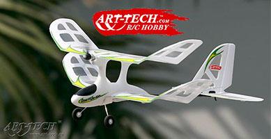 Поставка новинок от Art-Tech для пилотов любого уровня подготовки: от зальных моделей до импеллерных истребителей!