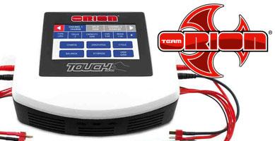 Поступление от Team Orion: зарядные устройства, бесколлекторные системы, аксессуары и многое другое в наличии!